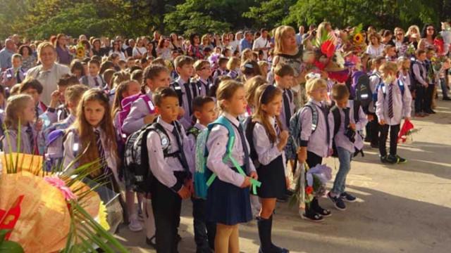 """Средно училище """"Гео Милев""""- Варна тържествено отвори врати, за да посрещне учениците"""