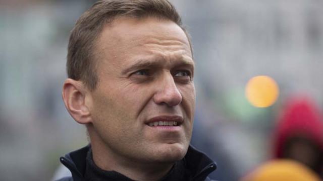 Навални не възнамерява да остане в Германия