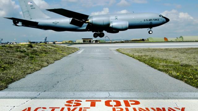 """САЩ планират да заменят """"Инджирлик"""" с гръцки острови"""