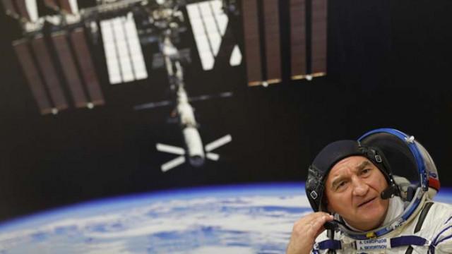 Мозъкът на космонавтите се изменя в космоса