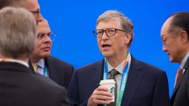 Бил Гейтс: Пандемията спря напредъка в борбата срещу бедността