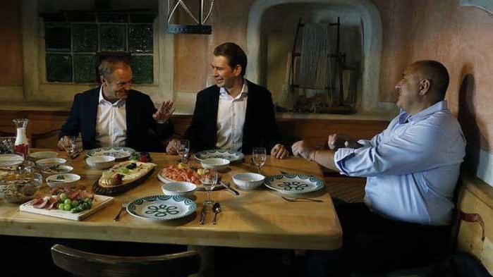 Пореден фейк: Борисов бил в Сърбия. Доказателството – снимка от Австрия от 2018