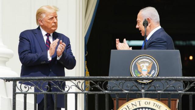Нетаняху получи ключа за Белия дом