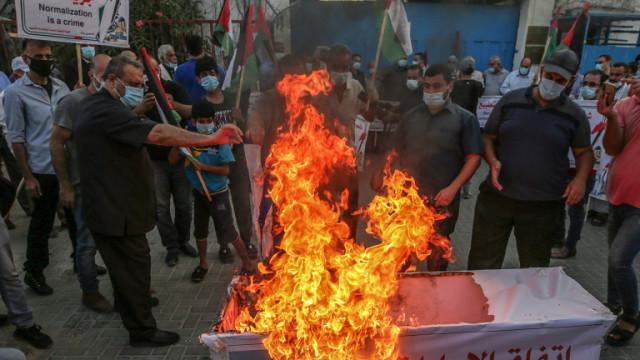 Ракети от Газа заради мира с Израел