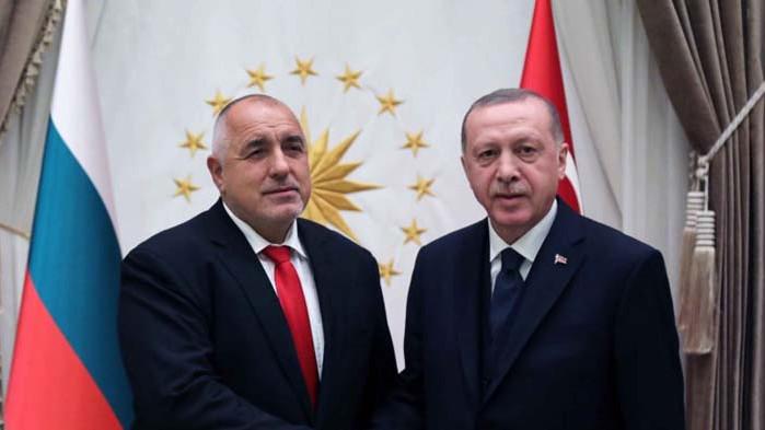Борисов е разговарял по телефона с Ердоган