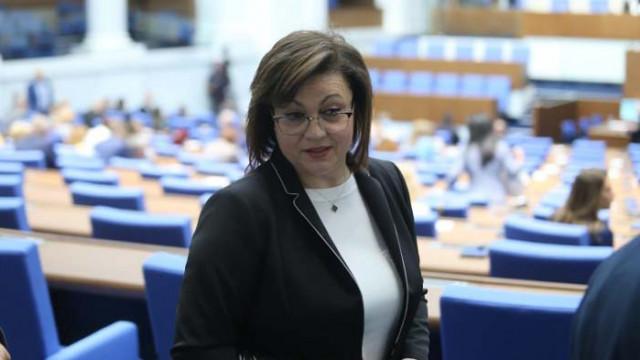 Половин година преди провеждане на изборите – Нинова ги обяви за фалшифицирани