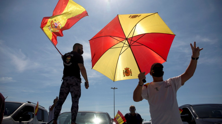 Испания пребори COVID-19: само двама починали за 24 часа