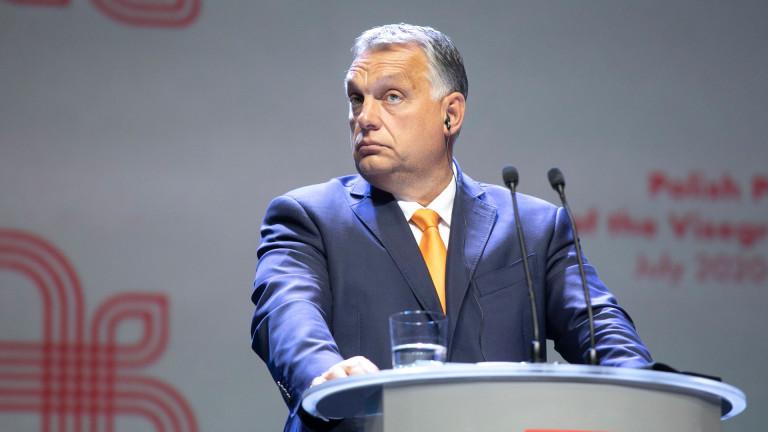Орбан наложи таван на цената на тест за Covid-19, очаква втората вълна през декември