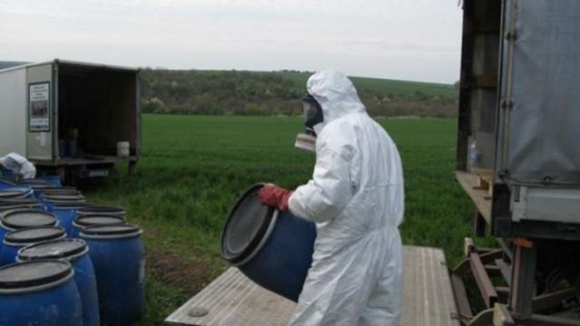 След проверката на МОСВ и прокуратурата: Унищожават над 24 тона стари пестициди във Варненско