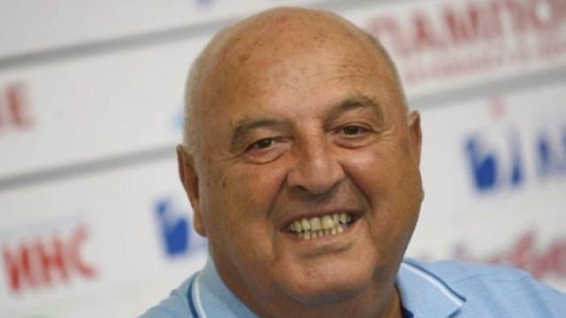 Венци Стефанов обяви новия треньор на Славия