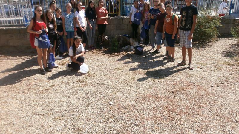 """Европейска седмица на мобилността отбелязаха в ОУ """"Христо Ботев"""", град Варна"""
