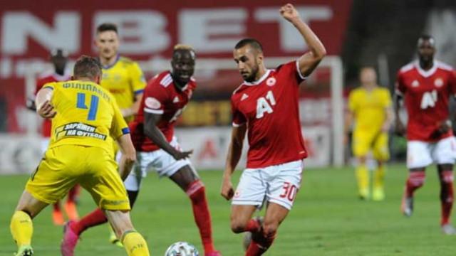 ЦСКА продължава към Европа след 2:0 срещу БАТЕ