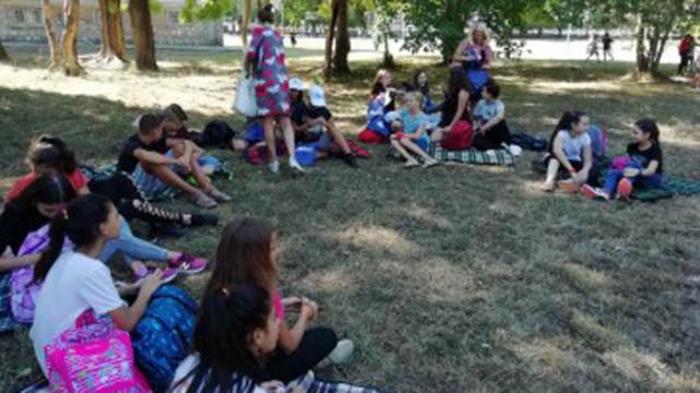 Открити уроци за деца в Европейската седмица на мобилността