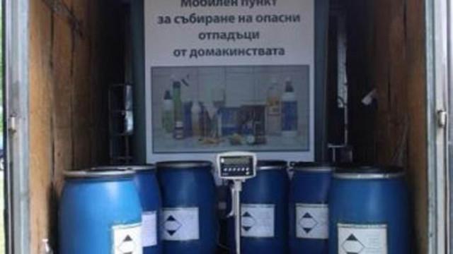 """Акция """"Опасни отпадъци"""" ще се проведе във Варна"""