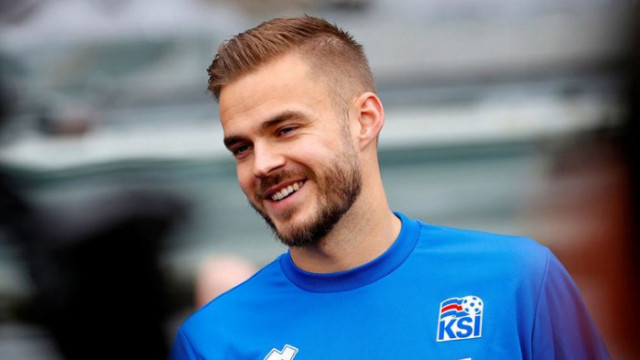 Ейолфсон се е договорил с Розенборг, Левски не получава нищо