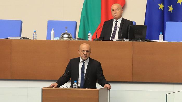 Дончев: Ще разполагаме с 30 млрд. лв. от Европа за справяне с COVID-19