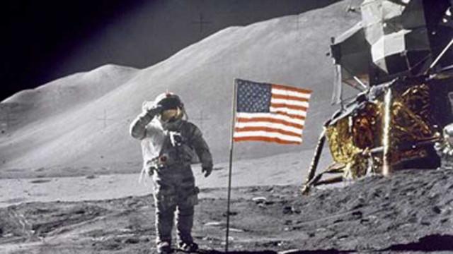 Става ли Луната американски щат
