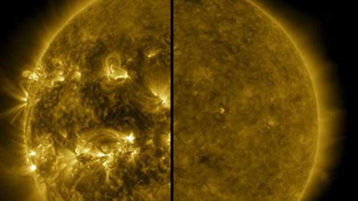 Слънцето влезе в нов соларен цикъл, опасно е за експедиции