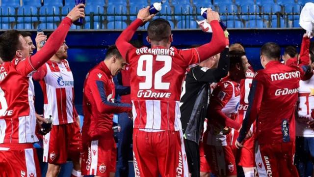 Цървена звезда стана шампион на Сърбия