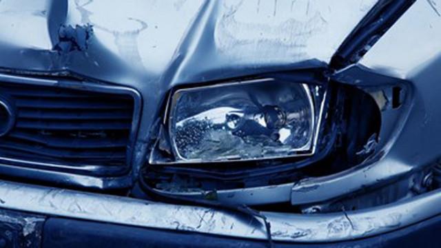 МВР: Няма жертви при катастрофата на пътя Ботевград - Враца