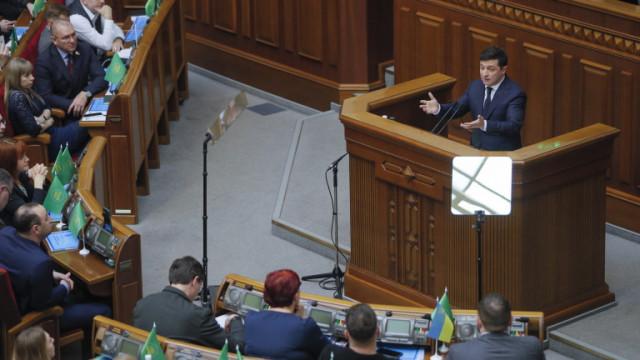 """В Украйна заклеймиха """"тварите"""", унищожаващи страната"""