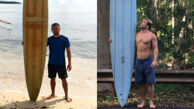 Хавайски сърфист откри изгубения си сърф на 8000 км във Филипините