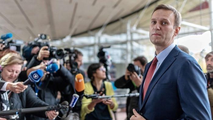 Навални: Новичок имаше и в тялото ми, и по мен