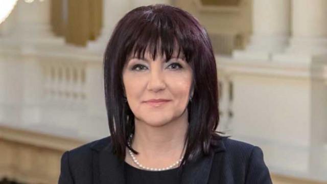 Цвета Караянчева: Денят на Независимостта винаги ще озарява надеждите на българския народ