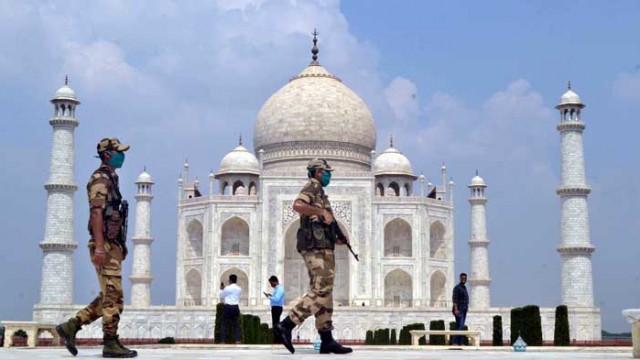 Тадж Махал отваря врати при строги мерки за безопасност