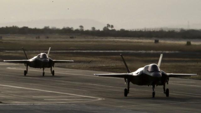 САЩ и ОАЕ очакват сделка за F-35 до края на годината