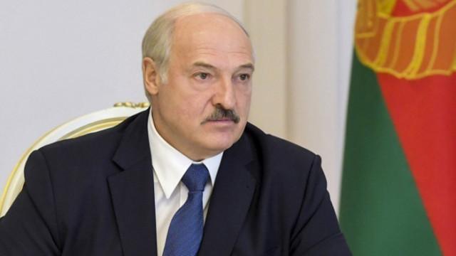 Лукашенко тайно положи клетва като президент
