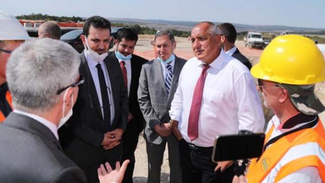 "Борисов: Радев да посети ""Балкански поток"" и да види ""провалената"" държава"