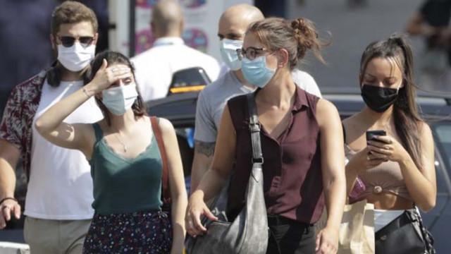Белгия отменя задължителното носене на маски на открито