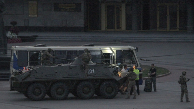 Хакери удариха полицията, съобщиха за инцидент в украинска ядрена централа