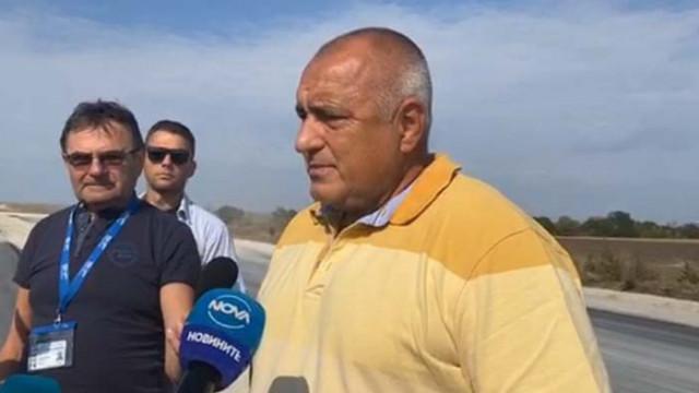 Борисов: Радев е силно политически оцветен, той не е безпристрастен