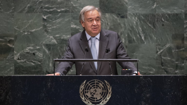 ООН и Великобритания домакини на световна среща за климата на 12 декември
