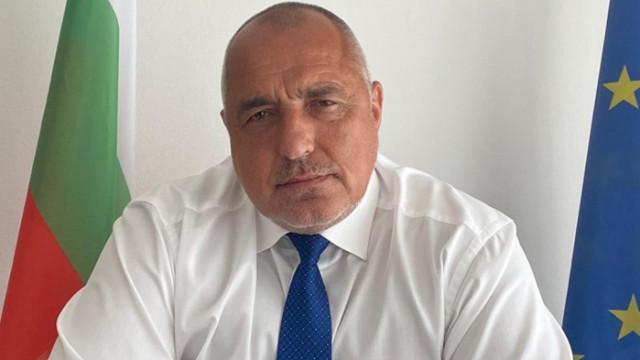 Борисов: Жена от близкия кръг на Радев ме е снимала