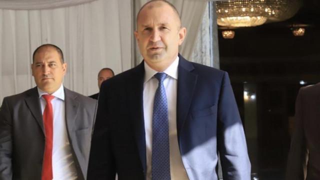 Румен Радев за пореден път: Никакъв диалог