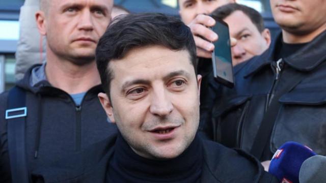 Зеленски предлага щаб за противодействие на фалшиви новини
