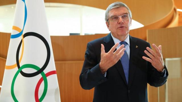 Бах: Олимпиадата в Токио може да се проведе и без ваксина срещу COVID-19