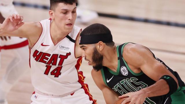 Новобранец на Маями написа история и доближи Хийт на победа от финала на НБА