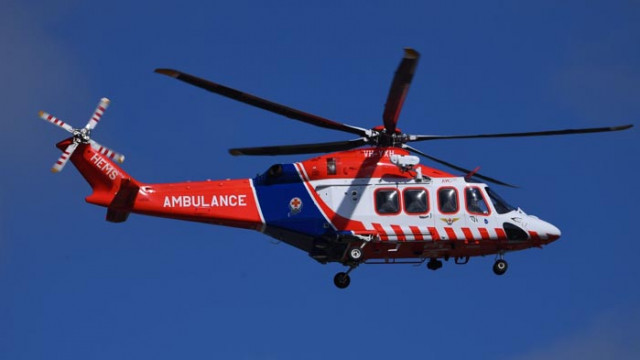Одобриха проекта за две хеликоптерни линейки