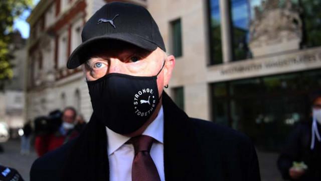 Бекер пледира невинен по обвиненията относно банкрута му
