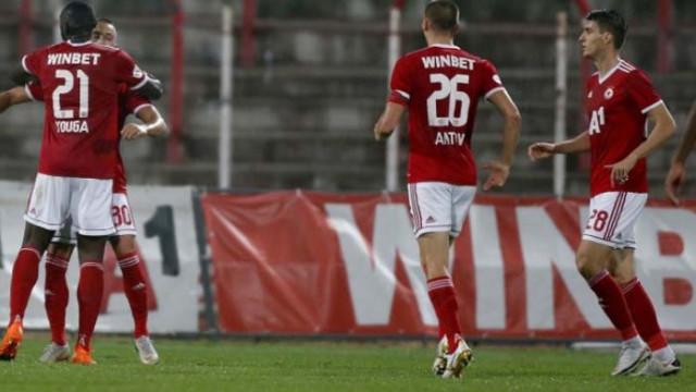 ЦСКА-София е на плейоф в Лига Европа