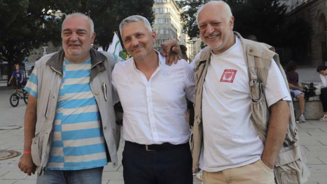 """Георгиев от БОЕЦ: """"Отровното трио"""" са се разбрали за нов политически проект доста преди протестите"""