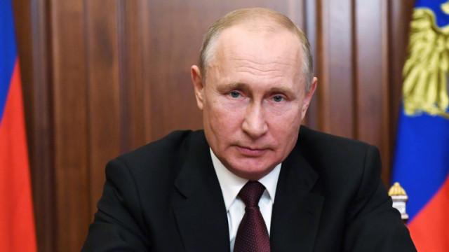 """""""Вашингтон пост"""": Путин очерня Байдън преди изборите"""