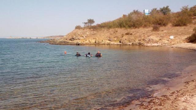 Край Созопол обезвредиха стара морска мина