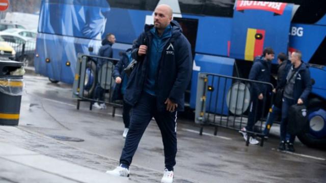 """Ники Михайлов остава на """"Герена"""", мениджъри пускали слуховете за трансфер"""