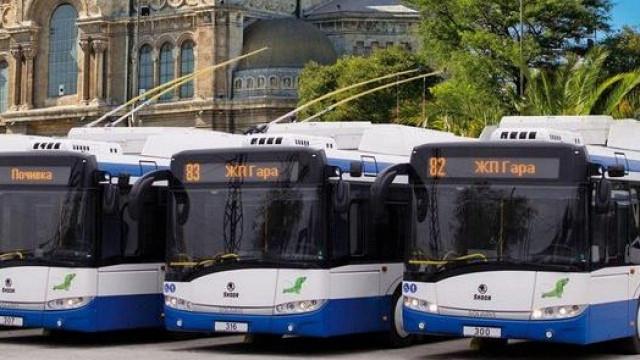"""10 млн помощ към """"Градски транспорт""""ЕАД  одобриха общинските съветници във Варна"""