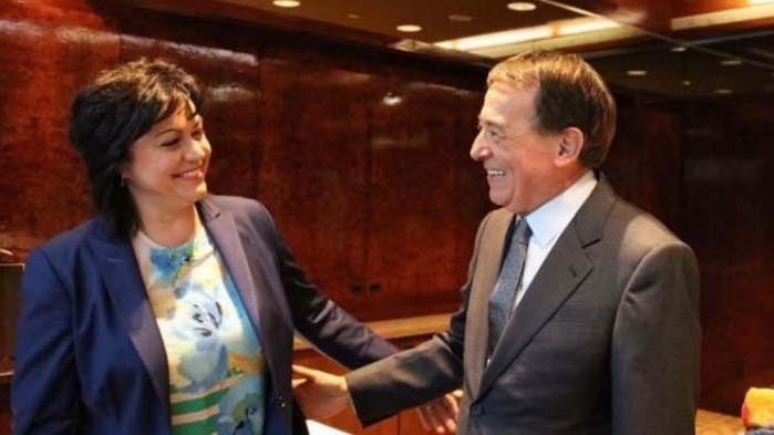 Генералният секретар на Социнтерна поздравил Нинова